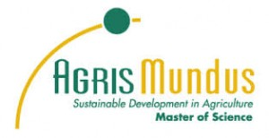 Agris Mundus sustainable development agriculture master of science