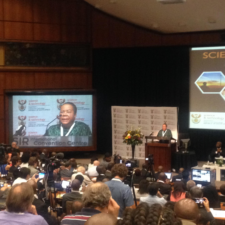 Dr. Nkosazana Clarice Dlamini-Zuma importance of science and the role of women