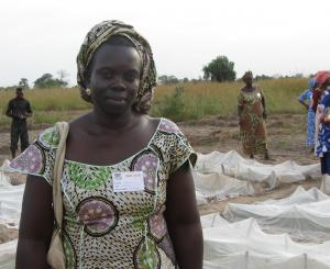 African Women Organize for Land and Seed Sovereignty preservation of peasant seeds