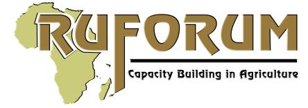 RUFORUM Capacity Building in Agriculture