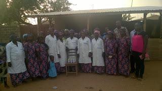 project ProSAM, Soybean Consortium Benin