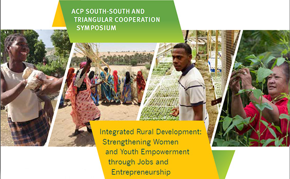 Symposium South-South Triangular Cooperation agrinatura