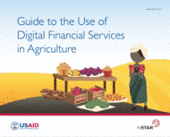 Guide to the Use of Digital Finance in Agriculture agrinatura
