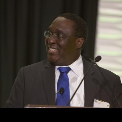 Simeon Ehui, Agricultural Global Practice, World Bank agrinatura