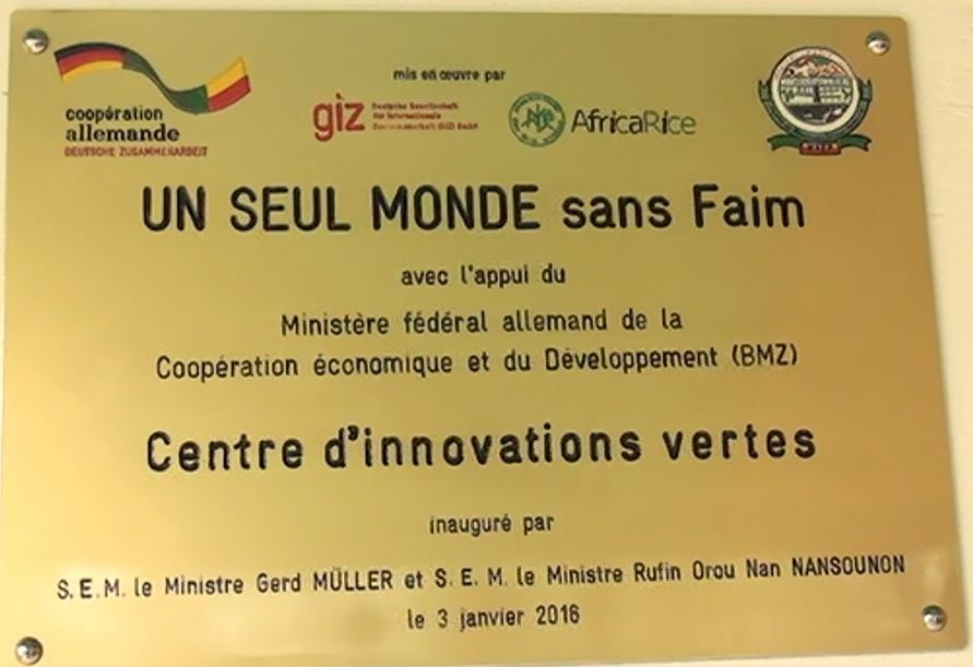 monde sans Faim help African countries promote innovation in the agricultural sector agrinatura