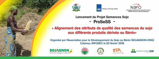 ProSeSS Lancement du projet Semences Soja agrinatura