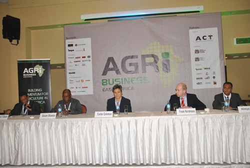 Agribusiness Congress East Africa agrinatura