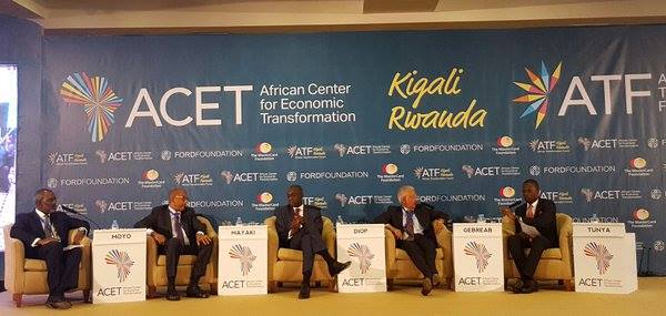 workshop africa agriculture transformation african center for economic transformation ACET