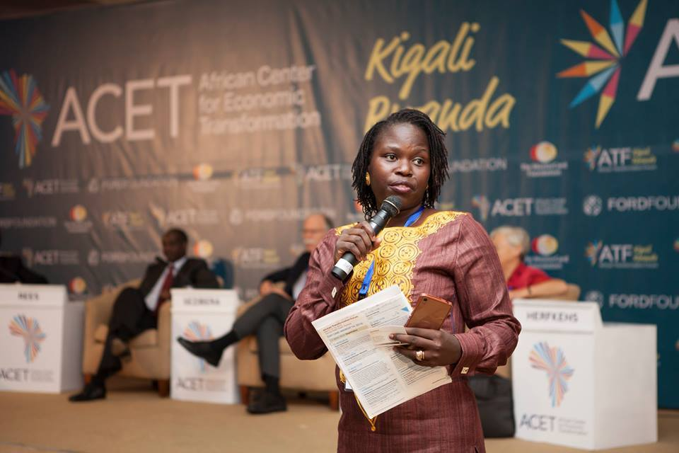 ACET african transformation forum government of rwanda agrinatura