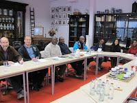Management Team meeting of PAEPARD at Gent University agrinatura