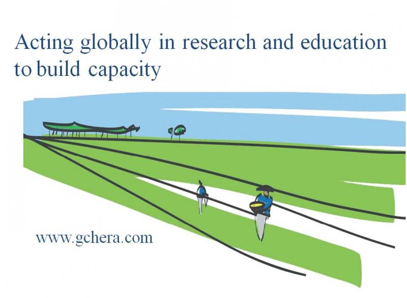 GCHERA events 20 – 22 October 2013