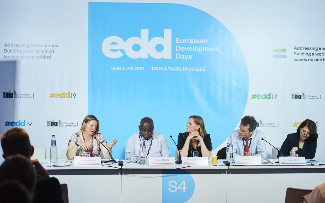 EDD 2019. Are agricultural value chains a driver for equality? (VCA4D Project Lab)