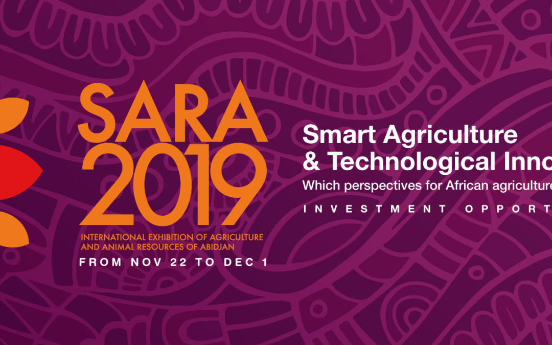 LE SARA salon started on Friday 22 November in Abidjan, Ivory Coast.