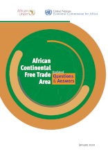 African Continental Free Trade Area - Questions & Answers