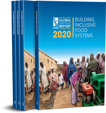 Launch Of Ifpri S 2020 Global Food Policy Report Building Inclusive Food Systems Agrinatura
