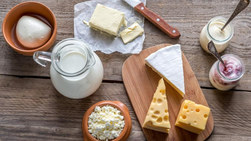 dairy products colombia